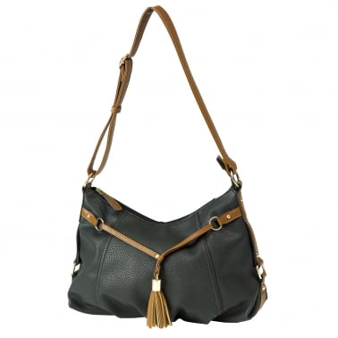 Leighton Womens Messenger Bag
