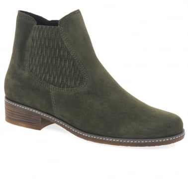 Pescara Womens Modern Ankle Boots