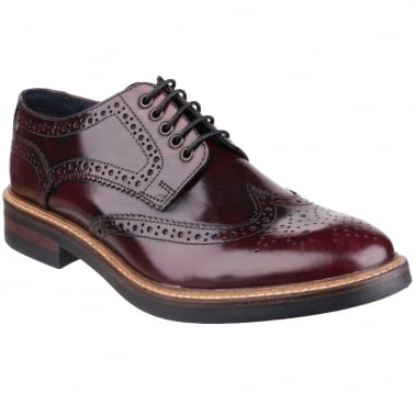 Woburn Mens Brogue Shoes