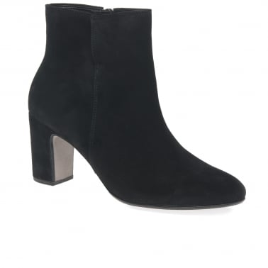 Becca Womens Modern Ankle Boots
