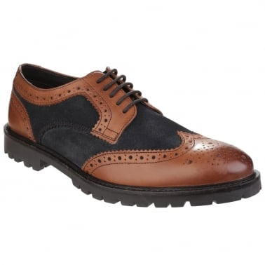 Conflict Mens Casual Brogues