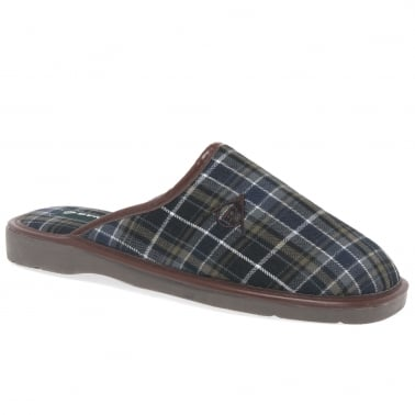 Acelet Mens Mule Slippers