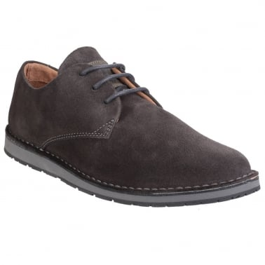 Irvine Mens Casual Lace Up Shoes