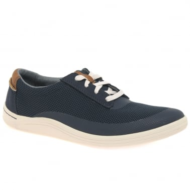 Mapped Edge Mens Casual Trainers