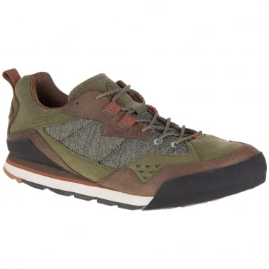 Burnt Rock Mens Casual Sports Trainers