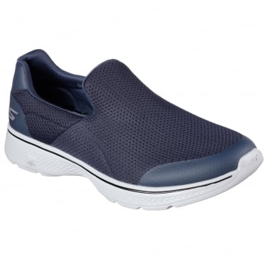 GO Walk 4 Mens Slip On Sports Shoes