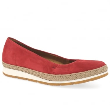 Bridget Womens Casual Pumps