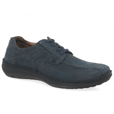 Anvers 08 Mens Extra Wide Casual Shoes