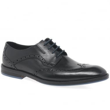 Prangley Limit Mens Formal Lace Up Shoes