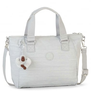 Amiel Womens Canvas Handbag