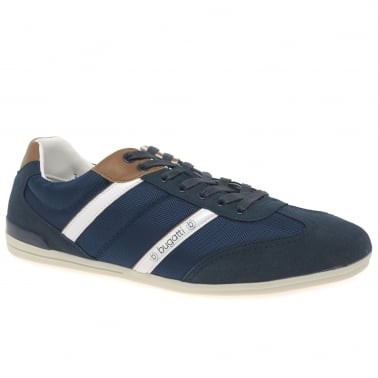 Oder Mens Lace Up Trainers