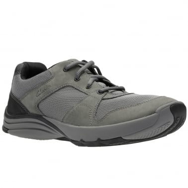 Wave Launch Mens Wide Sports Shoes