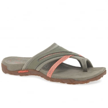 Terran Post II Womens Flat Sandals