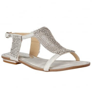 Agnetha Womens Strap Back Sandals