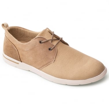 Liam Mens Casual Canvas Shoes