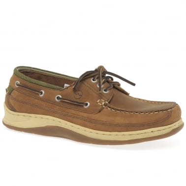 Squamish Mens Lightweight Casual Boat Shoes