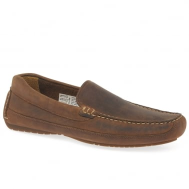 Daytona Mens Lightweight Casual Slip On Shoes