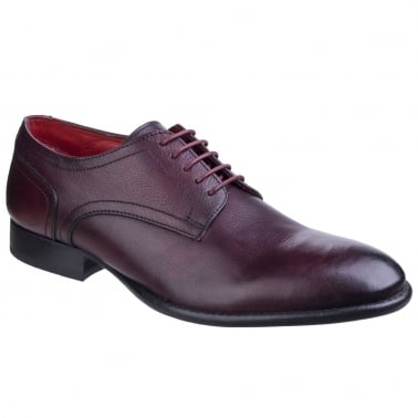Ford Mens Formal Lace Up Derby Shoes
