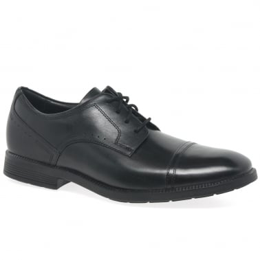 Modern Toe Cap Mens Shoes