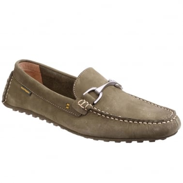 Longin Terveen Mens Casual Slip On Driving Moccasins