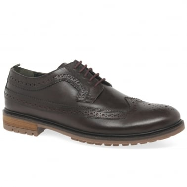 Fenchurch Mens Casual Brogues