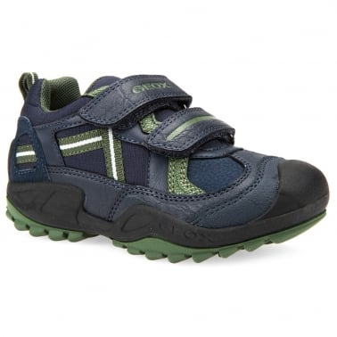 Junior New Savage Boys Trainers