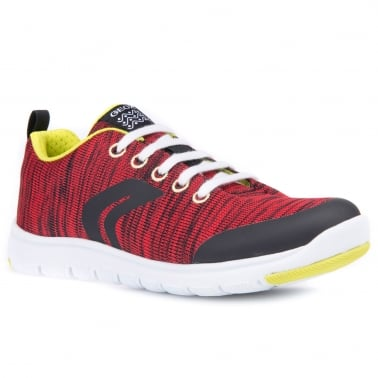 Xunday Lace Boys Sports Trainers