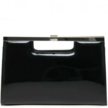 Wye Womens Leather Clutch Handbag