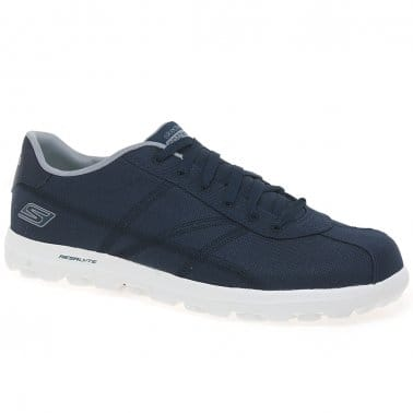 On The Go Mens Casual Canvas Shoes
