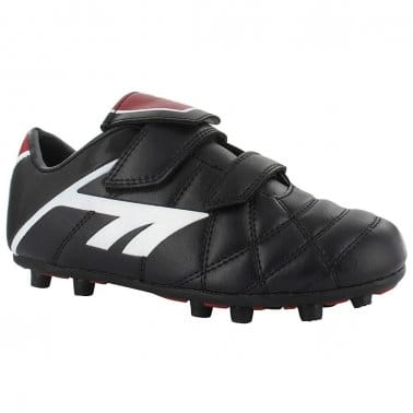 Pro Moulded Junior Velcro Football Boots