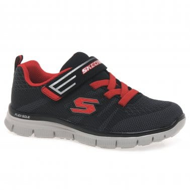 Mastermind Velcro Boys Sports Trainers