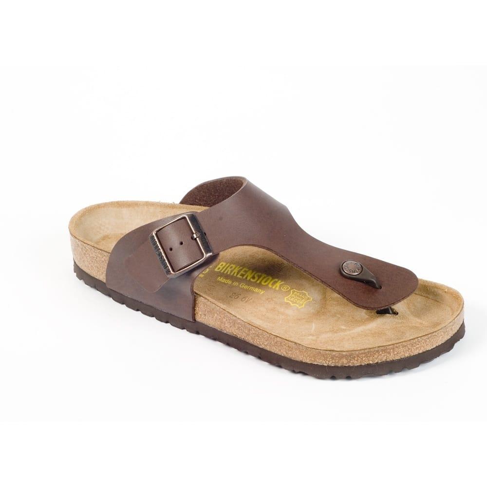 birkenstock birkenstock ramses brown mens sandals