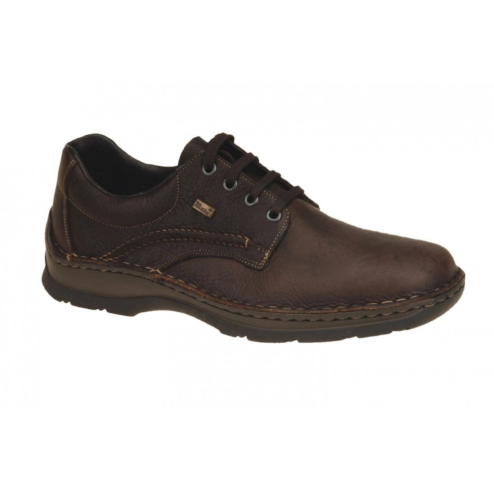 rieker anton brown leather casual shoe 05310 rieker from