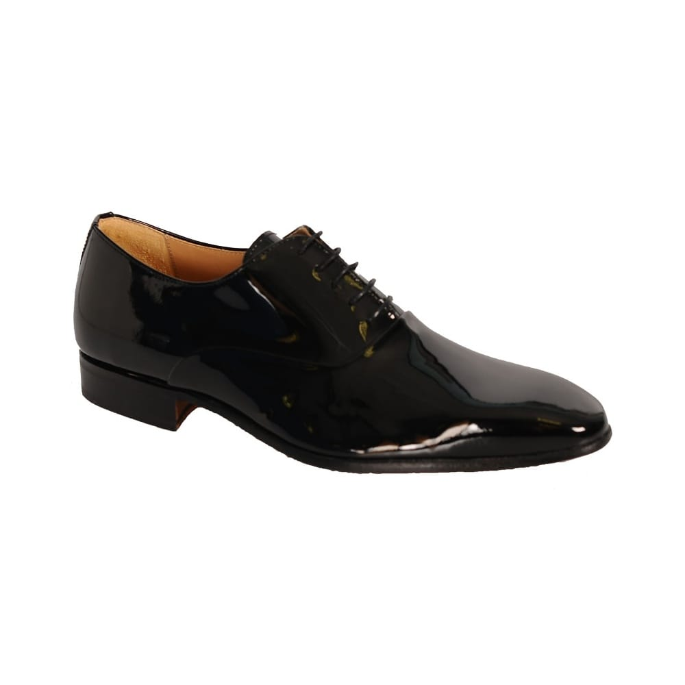 paco milan madrid mens shoes patent leather charles clinkard