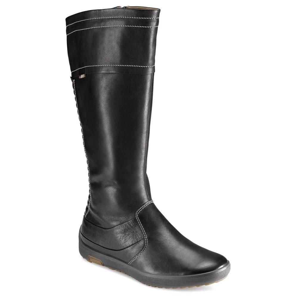 New  25 Ladies Formal Boots Black  Womens Ladies Formal Boots ECCO UK Sale