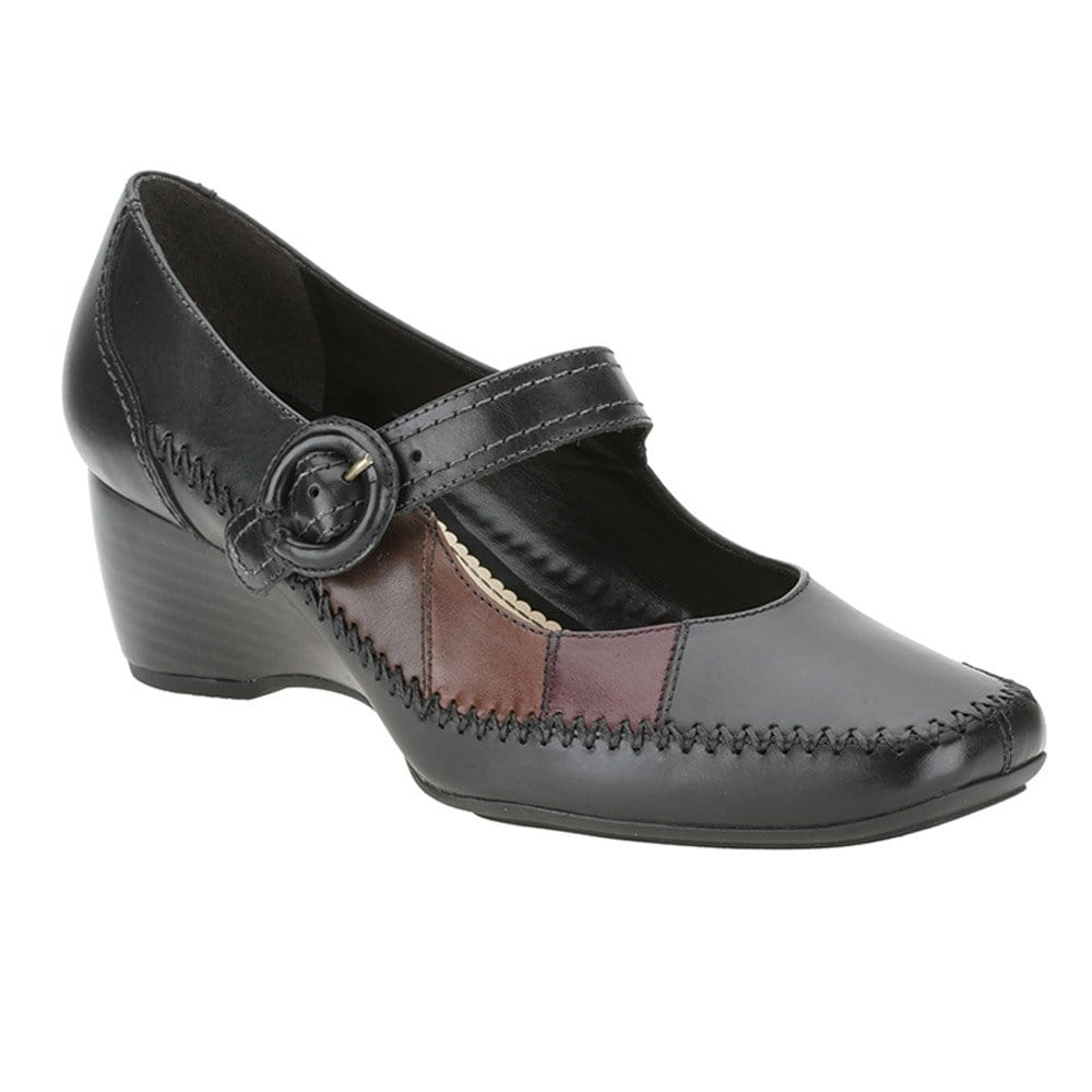 clarks copper dress black leather shoe clarks from