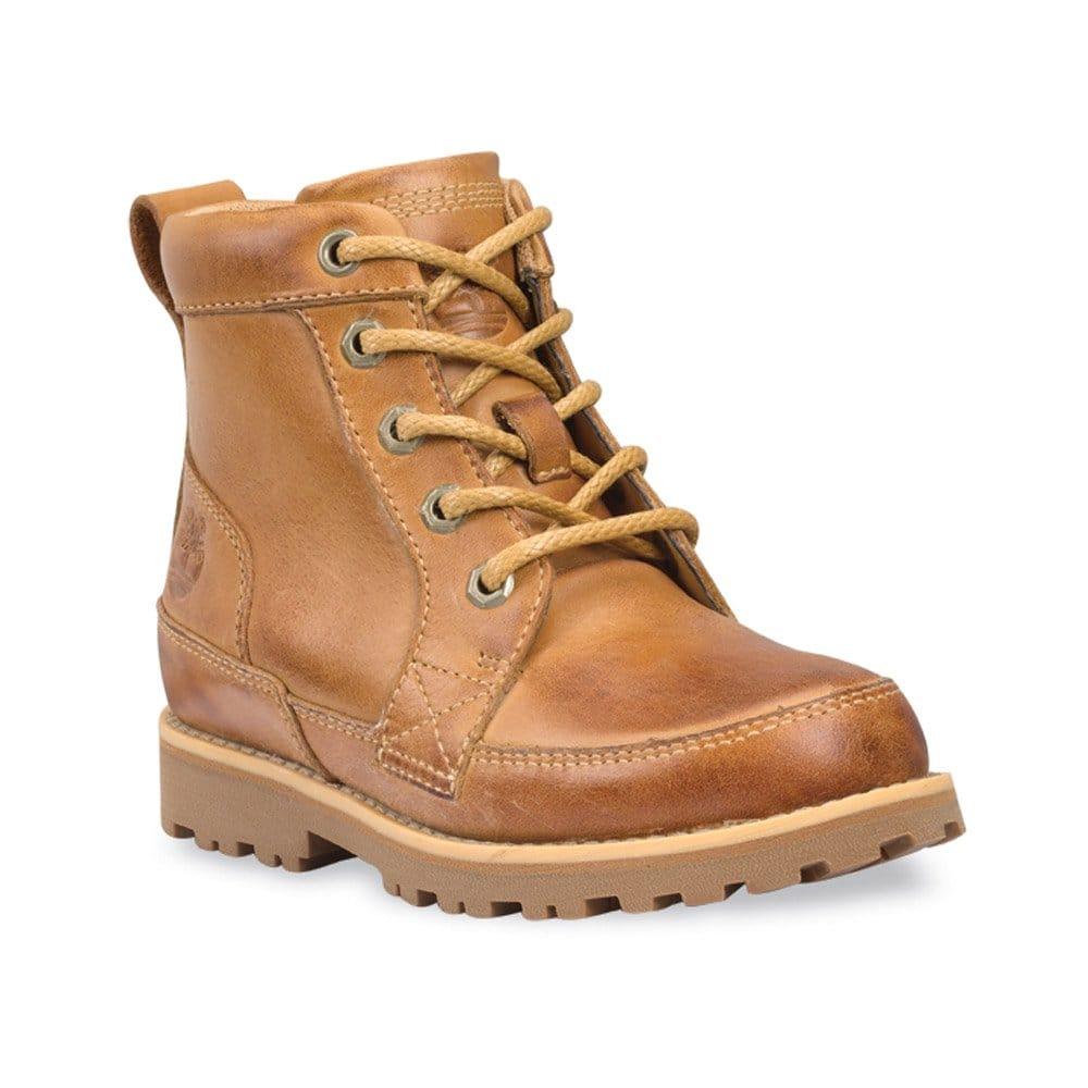 timberland earthkeepers side zip wheat boys boot