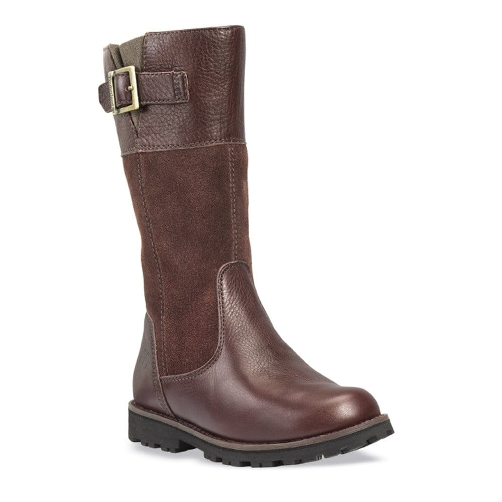 timberland maplebrook toddlers brown boot