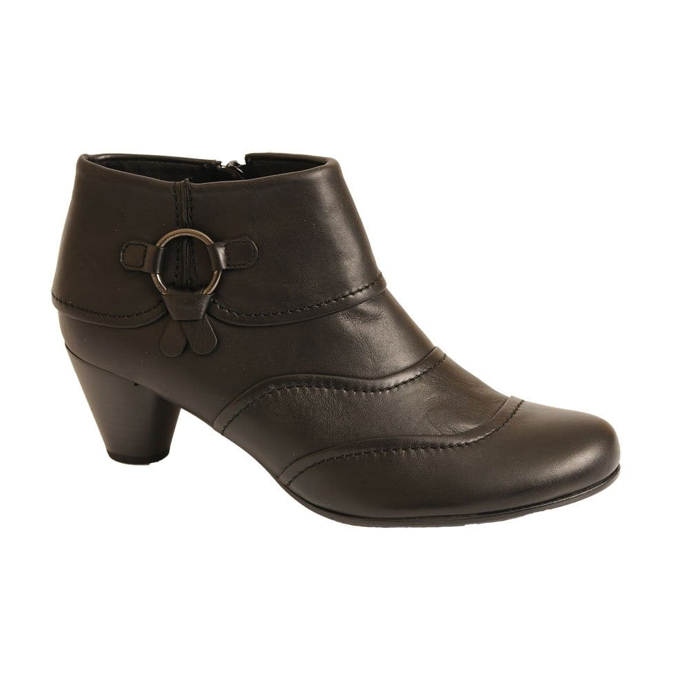 gabor barcelona wide fit ankle boot 12 963 gabor from