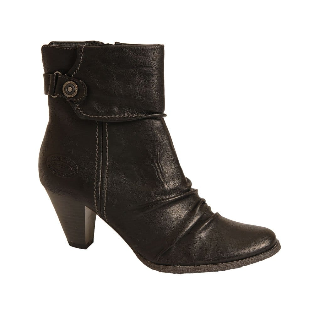 marco tozzi mystic fashion ankle boot marco tozzi from