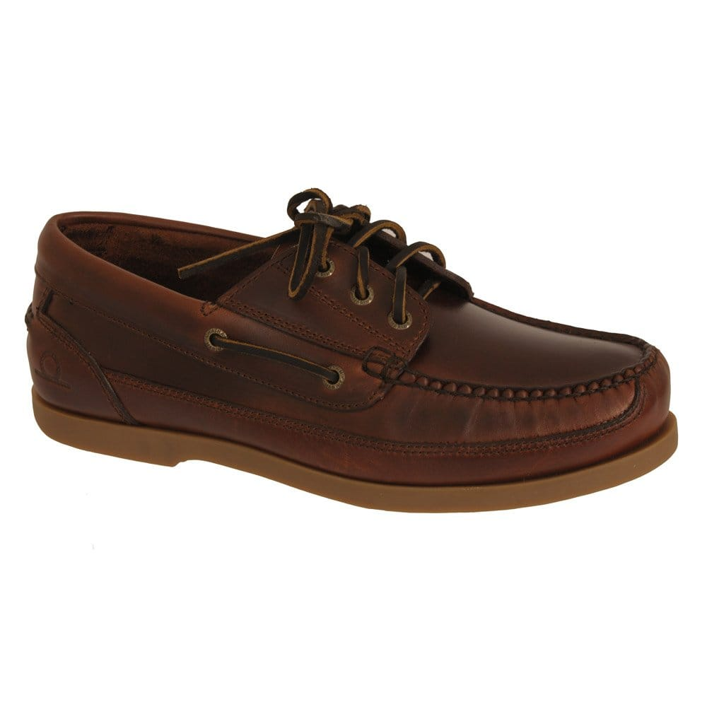 chatham marine rockwell mens wide fit deck shoe chatham