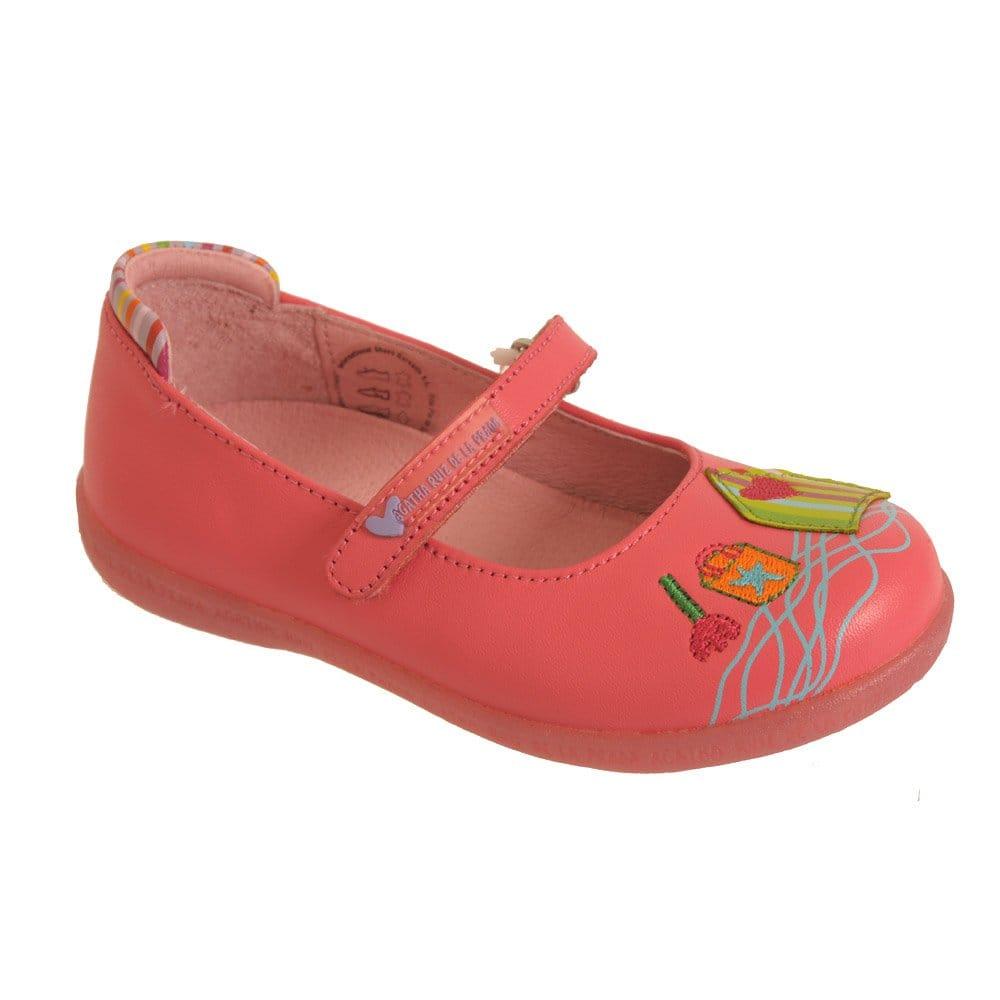 agatha ruiz de la prada seaside infant shoes 112947