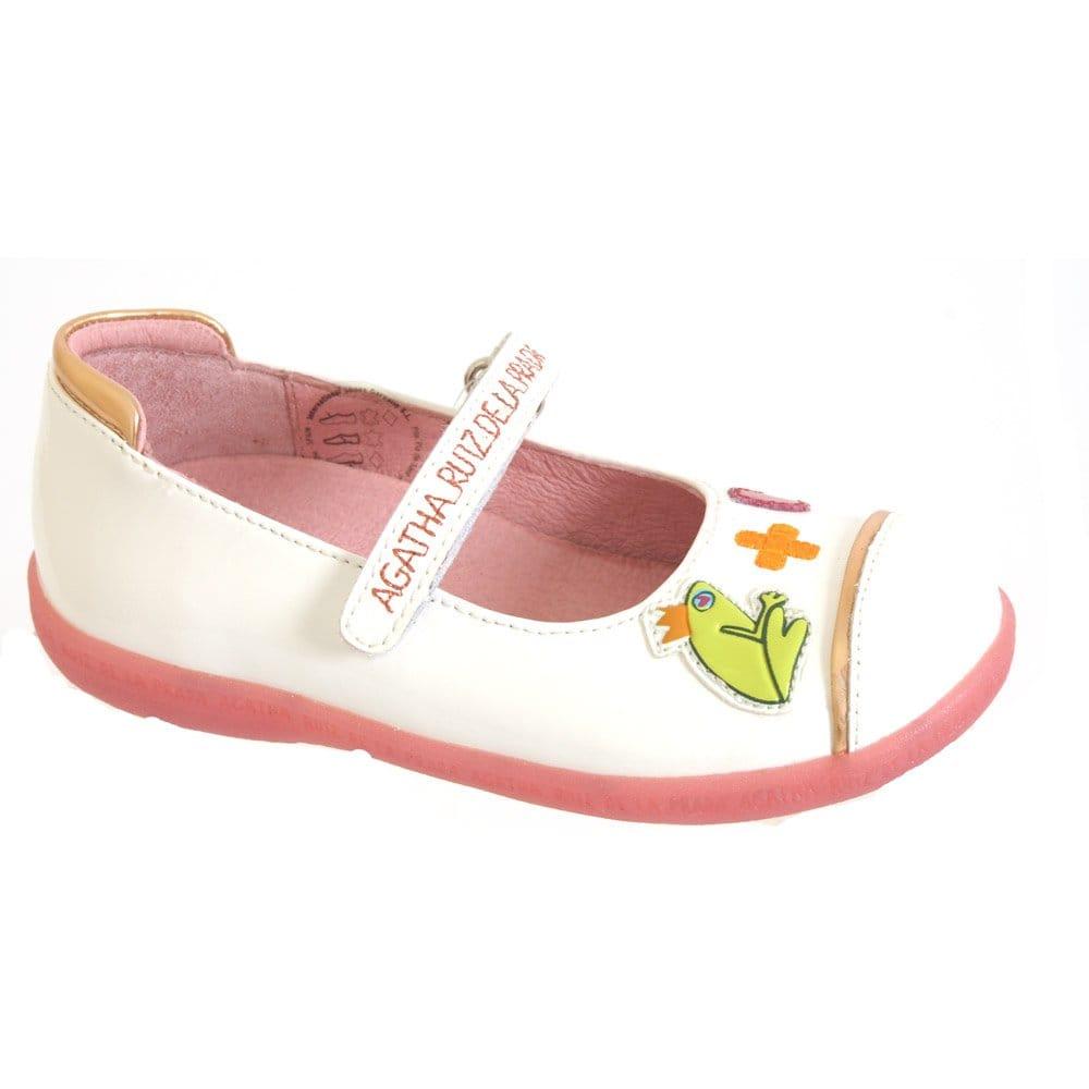 agatha ruiz de la prada princess infant shoes 112951