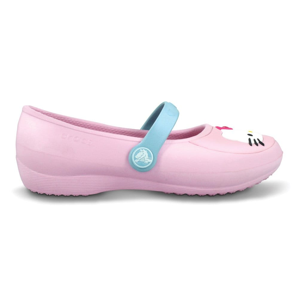 ... Girl's › Shoes › Crocs › Crocs Hello Kitty Pump Girls Shoe 11642