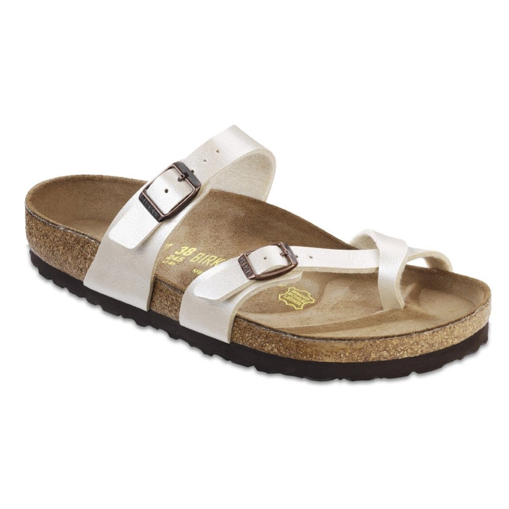 Beautiful  Sandals  Birkenstock  Birkenstock Women39s Arizona Sandals White