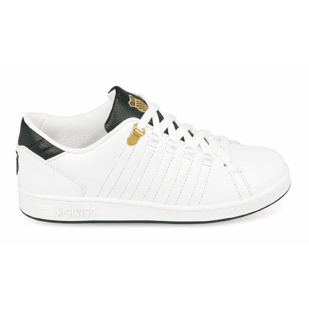 K-Swiss Nursing Shoes Style: MST329 Size: 8m. Color: White