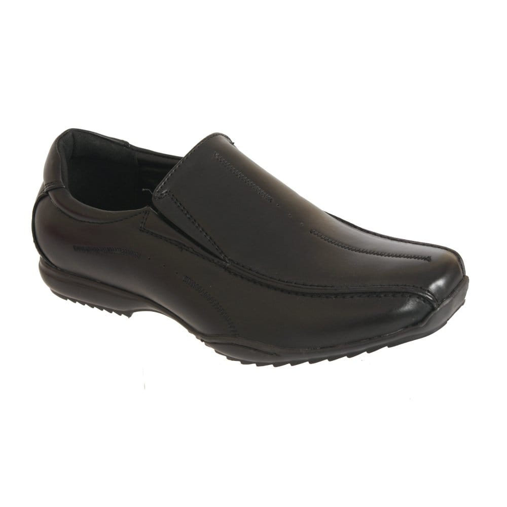 gardiners custer boys slip on school shoes gardiners