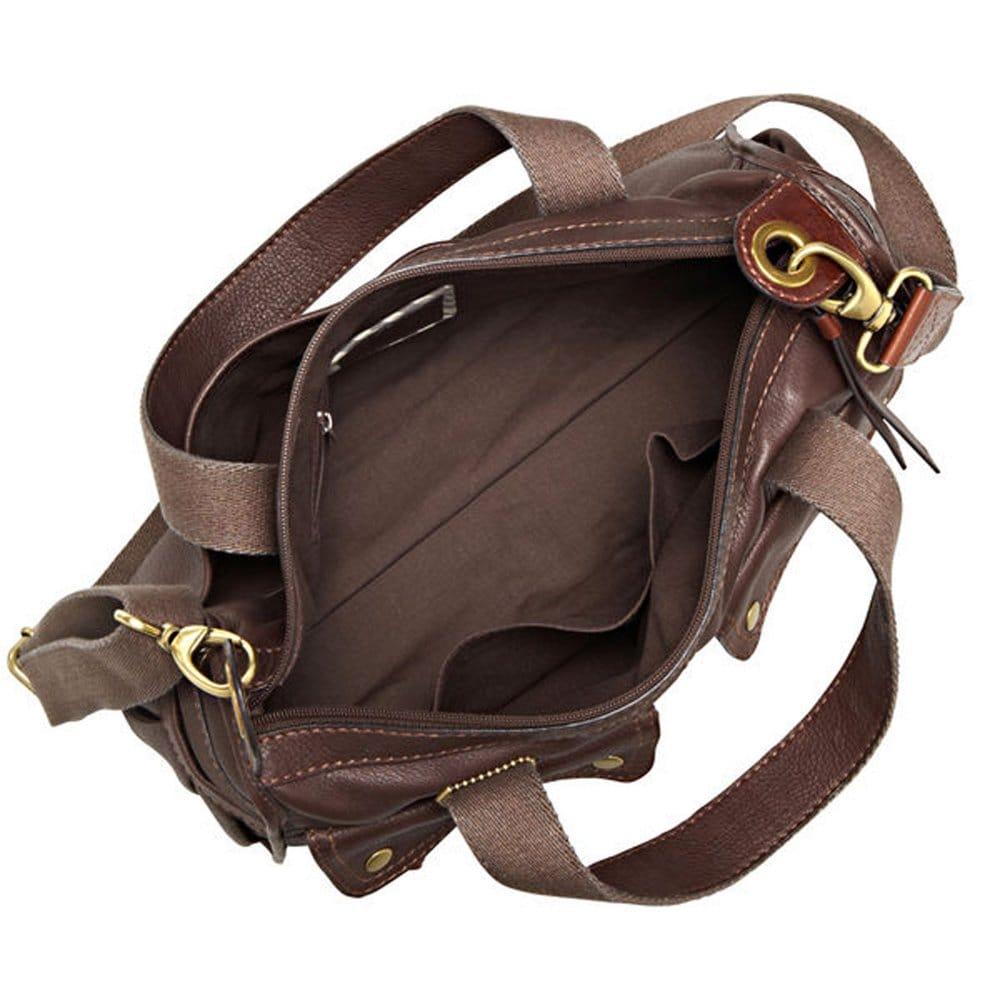 The Fossil Collegiate Handbag