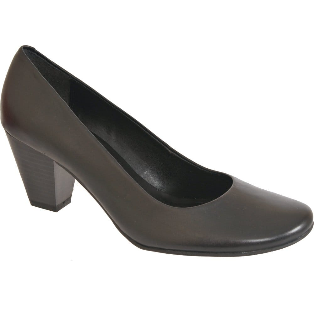 clarks clarks crop black court shoes clarks
