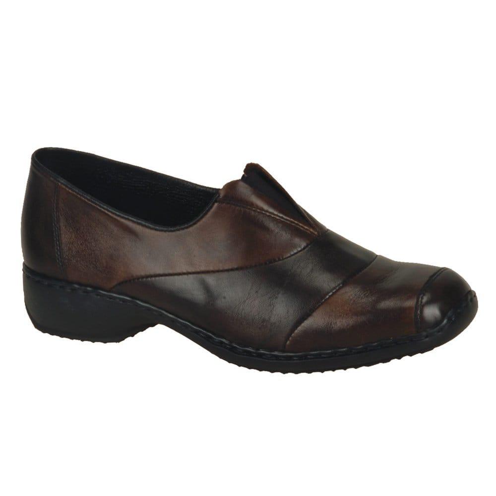 Home : Women : Shoes : Rieker : Rieker Adele Ladies' Brown